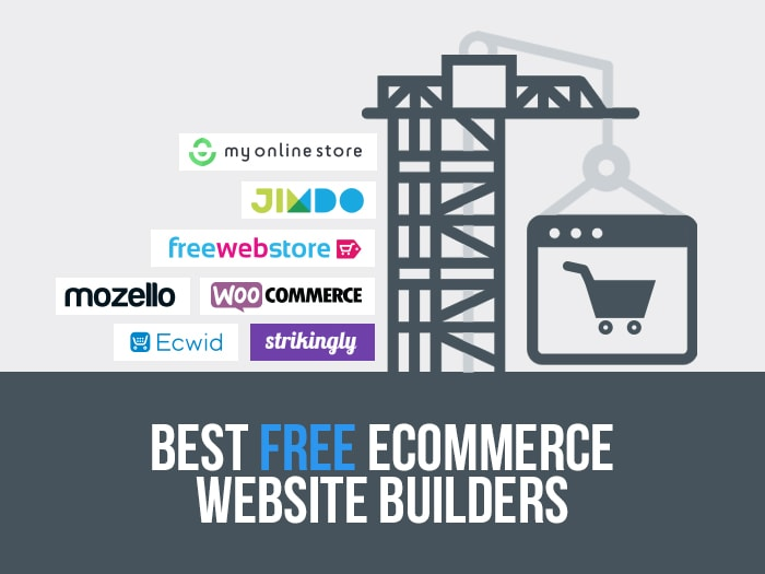 Top Best 9 Free Ecommerce Website Builders for 2019
